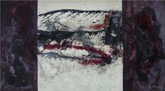 "Miguel Robledo Cimbrón: "" Síntesis ""(2008) Painting, Canvases, Artists, Painting Art, Paintings, Painted Canvas"