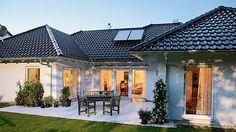 Bungalow bauen - modernes, komfortables Wohnen auf einer Ebene - SchwörerHaus KG