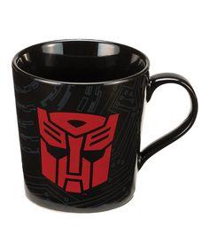 Love this Transformers Autobot Mug by Transformers on #zulily! #zulilyfinds