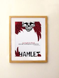 What to write for an essay about Hamlet's weaknesses and strengths ?