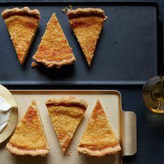 Buttermilk Eggnog Pie   Food & Wine