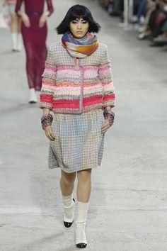 Chanel Ready To Wear Spring Summer 2014 Paris - NOWFASHION