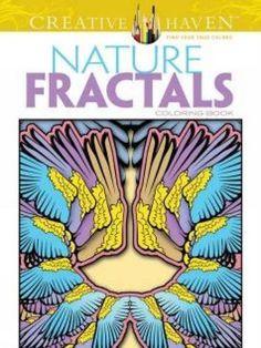 Creative Haven Nature Fractals Coloring Book (Adult Color...