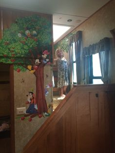 Amazing campers for the biggest and littlest Disney fans!