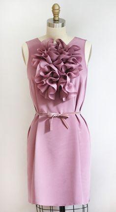 BRIGITTE DRESS- Dolly Pearl Bridesmaid Dress
