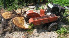 Tree stump removal http://www.gartens.lv/pakalpojumi/Teritoriju-uztur%C4%93%C5%A1ana/Celmu-fr%C4%93z%C4%93%C5%A1ana