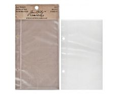 Tim Holtz - Idea-ology Collection - Page Pockets - Tags - 6 Pack $2