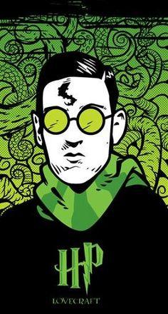 Harry Potter Lovecraft