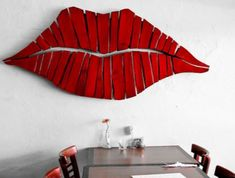 My Romantic, Valentines Day Rendezvous w/a #Color Named 'Red'➤ http://CARLAASTON.com/designed/valentines-day-rendezvous-with-color-red