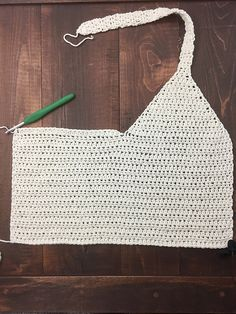 Ravelry: Summer May tank top pattern by Wannipa Yunker Ravelry: Sommer Mai Tank Top Muster von Wannipa Yunker Crochet Crop Top, Cotton Crochet, Knit Crochet, Crochet Shorts, Crochet Clothes, Diy Clothes, Steal Her Style, Ravelry, Knitting Patterns