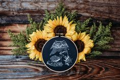 New etsy shop up to order these beautiful and unique baby shower gifts.