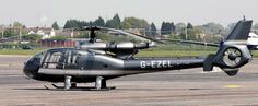Aérospatiale Gazelle (light transport, scouting and light attack helicopter)