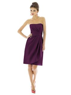 Alfred Sung Style D602 http://www.dessy.com/dresses/bridesmaid/D602/?color=fresh&colorid=502#.UjuWZxaffx4