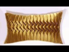 Cojín Drapeado Modelo Espiga - Capítulo 1 - YouTube