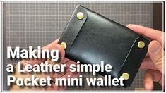 Pocket, Wallet, Mini, Leather, Purses, Diy Wallet, Purse, Bag