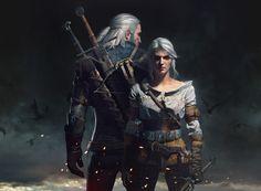 ArtStation - The Witcher 3, Bartlomiej Gawel