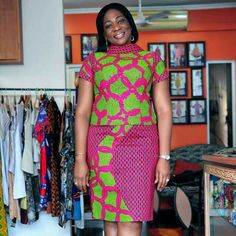 Latest Ankara Styles For Wedding: 25 Top Stylish Ankara Styles For Wedding Latest Ankara Dresses, Ankara Short Gown Styles, African Lace Dresses, Trendy Ankara Styles, African Dresses For Women, African Attire, African Wear, African Fashion Ankara, Latest African Fashion Dresses