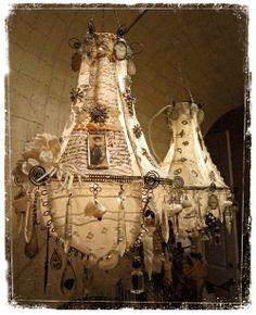 gypsy boho lampwork