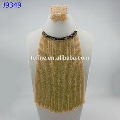 China, Beads, Dresses, Fashion, Beading, Vestidos, Moda, Fashion Styles, Bead