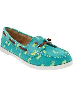 Old Navy | Women's Canvas Boat Shoes