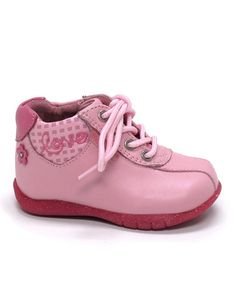 Take a look at this Maniqui Pink & Hot Pink Rizzy Shoe by Maniqui on #zulily today!