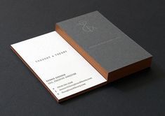 Post image for Thought and Theory's Advertising Business Card