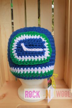 CHILD Beanie by RockNWool on Etsy, $20.00