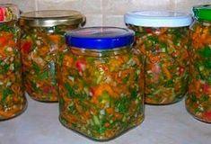 Různé Archives - Page 10 of 27 - Báječná vařečka Russian Recipes, Pickles, Salsa, Mason Jars, Good Food, Croissant, Diet, Ethnic Recipes, Preserves
