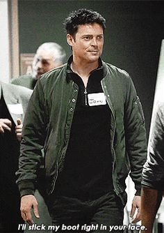 Almost Human, Tumblr - Karl Urban as John Kennex. LOL, part II: God, I do love this show!