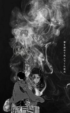 Levi Ackerman, Attack On Titan, Wallpapers, Manga, Anime, Painting, Art, Art Background, Manga Anime