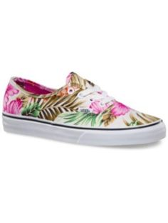 6b2d76ed455dc Vans Unisex Hawaiian Floral Skateboarding Shoes-Hawaiian  Floral-5.5-Women 4-Men