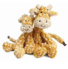 """Size: 17""""     Jellycat, established in London in 1999, is one of the world's leading luxury soft toy companies, fast becoming a lifestyle company.     We design in England and produce and distribute sophisticated high quality soft items around the world."""