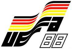 Euro 88 Logo Uefa