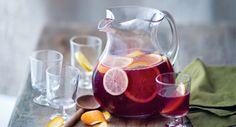 Spiced Sangria: Create a fiesta of flavor anytime with this fruity, spiced beverage. Serve at summer barbecues, holiday celebrations or Cinco de Mayo parties.