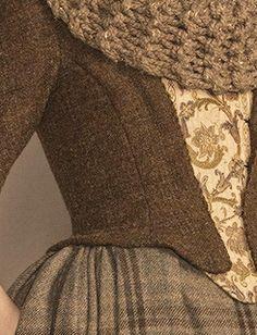 """outlanderbrasil: """"Outlander costume details. """""""