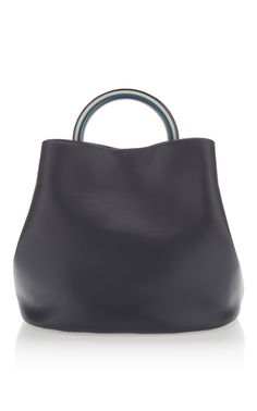 1fdaa88ee21 MARNI Large Top Handle Bag In Leather.  marni  bags  shoulder bags