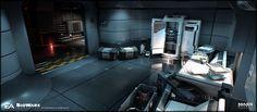 ArtStation - Mass Effect : Andromeda - Tempest, Scotty Brown