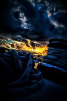 Jachting fotografie