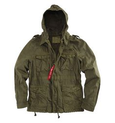Woolrich Elite Series Algerian Field Jacket