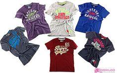 Superdry Herren Shirts T-Shirt Kollektion 2013/2014 SUPER GÜNSTIG 100% ORIGINAL