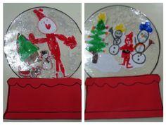5o - 7o ΝΗΠΙΑΓΩΓΕΙΑ ΤΥΡΝΑΒΟΥ: Ήρθαν τα Χριστούγεννα....