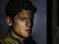 Iwan Rheon in 'Our Girl. Our Girl Bbc, Iwan Rheon, Kit Harrington, Joining The Army, British People, Hot Guys, Hot Men, Famous Men, Photo Reference