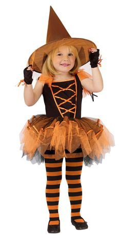 Witch Costume $28.89 - Girls Costumes | Kids Halloween  sc 1 st  Pinterest & Make a Kidu0027s Witch Costume for Halloween | Pinterest | Witch ...