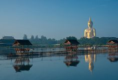 Ang Thong Province, Central Thailand