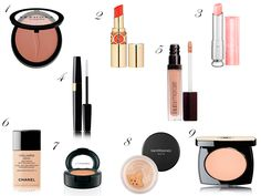 My Favorite Beauty Products  http://thedarlingstandard.blogspot.com/