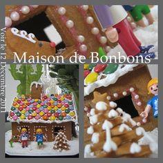 Cette année, je me suis décidée à tenter de faire la maison d'Hansel et Gretel pour ajouter une décoration aux parfums d'enfance pendant cette période de fêtes de fin d'année... Ingrédients : une maison du grand suédois à 3€ environ (vous aurez les morceaux,...