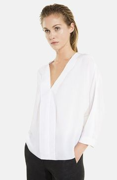 sandro 'Efficient' Blouse | Nordstrom
