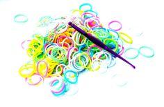 Zestaw do robienia bransoletek- gumki,gumeczki