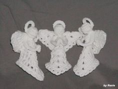 Granny Square Angels