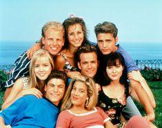 A 'Beverly Hills, reunion? Jennie Garth says . Jason Priestley, Beverly Hills 90210, Brian Austin Green, Jennie Garth, Luke Perry, Shannen Doherty, Gabrielle Union, Winona Ryder, Santa Monica